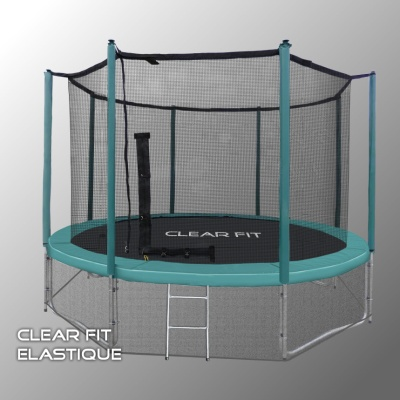 Батут Clear Fit Elastique 16ft